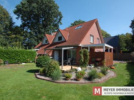 Geräumige Doppelhaushälfte mit herrlichem Garten in OL-Ofenerdiek (Objekt-Nr.: 5923)