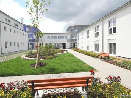 Moderne 2-Zimmerwohnung mit Balkon und Aufzug in Aurach ab 01.07.2020 zu vermieten