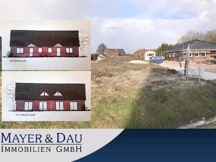 Wiesmoor: Neubau in Planung Obj.-Nr.4042