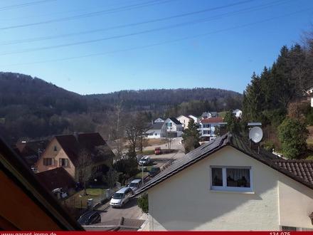 Maisonette-Wohnung mit Garage in einem 5-Familienhaus - Nahe der Schweiz