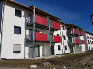 Neubau - Betreutes Wohnen am Schlossberg in 94538 Fürstenstein