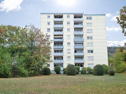 Helle 3 Zimmerwohnung mit Balkon und PKW-Stellplatz in Leimen!