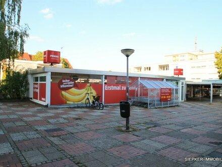 Ehemaliger Supermarkt in Wolfsburg zu vermieten