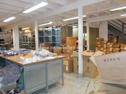 ROSE IMMOBILIEN KG: Lagerimmobilie mit Büros in Herford!