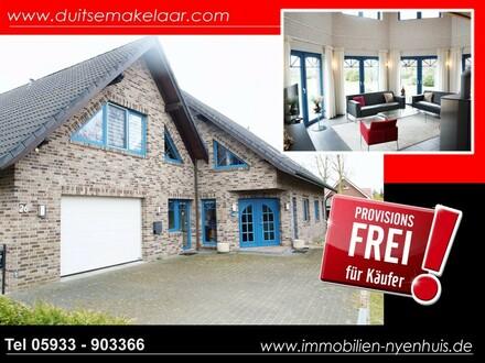 Traumhaft, modernes Landhaus mit Garage ** mit Einliegerwohnung ** provisionsfrei für den Käufer
