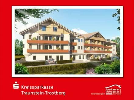Waging am See - 40 Wohnungen für Betreutes Wohnen Komplett-Sanierung KfW70 Standard