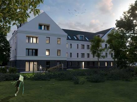 Schön gestaltete 2-Zimmer-Wohnung mit Balkon ideal für Singles