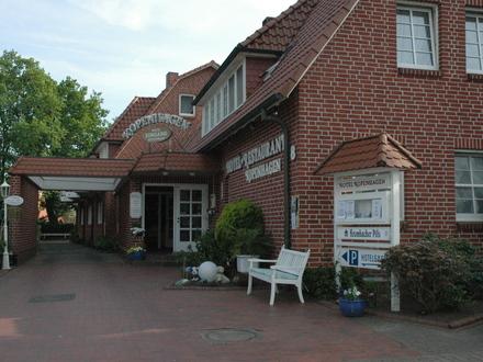Hotel mit Restaurant im Kurort Bad Zwischenahn