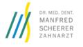 Dr. Manfred Scheerer, Zahnarzt