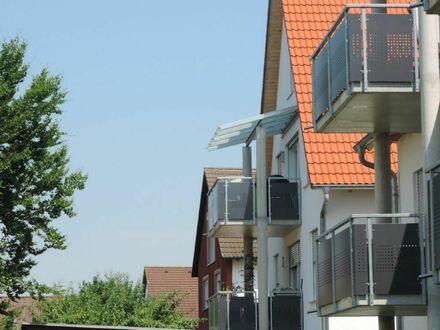 Hübsch und Solide ---OG-NEUBAU-Wohnung OG in Ortsmitte ULm Lehr---