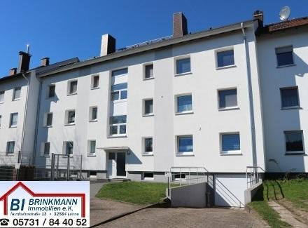 Löhne Gohfeld - Obergeschoss-Wohnung in zentraler Lage mit viel Platz!