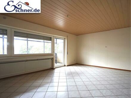 4 Zimmer mit jede Menge Platz in einer tollen Lage in Rüsselsheim