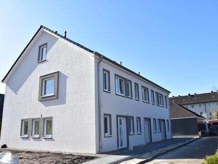 Oldenburg: Neubau eines Reihenendhaues mit vier Zimmern in Dietrichsfeld, Obj. 5037