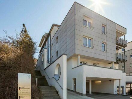 Betreutes Wohnen: barrierefreie, renovierte 3,5-Zi. Terrassenwhg.