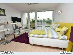 Möbl. Apartment m. Balkon in Waltenhofen nähe Kempten befristet ab März 19 zu vermieten