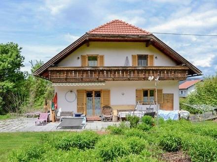 Sonnenplatz für Naturliebhaber - Einfamilienhaus mit 2000m2 Garten