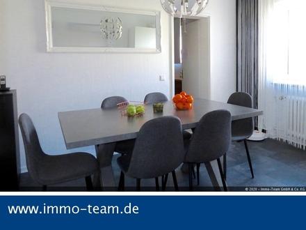 ++viel Platz für die Familie 5 Zimmer - 93 qm - mit Balkon u. Garage++