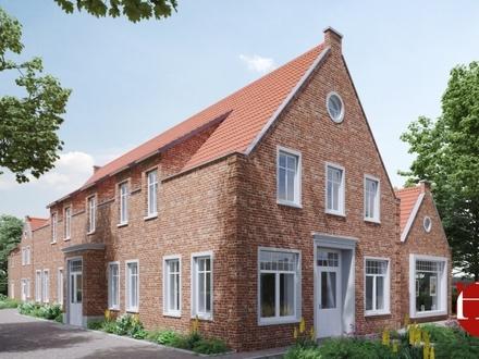 Neubau: Architektonisch hochwertiges Wohn- und Geschäftshaus mitten in Leeste!