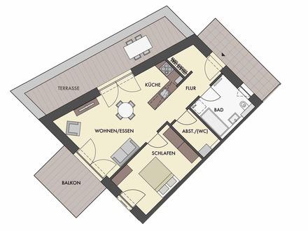 Neubau-Eigentumswohnungen und Gewerbeeinheiten