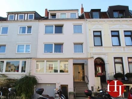 Perfekte Lage Peterswerder: Wohnung in Wesernähe!