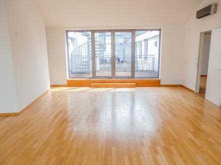 Wollzeile - Wohnen auf 212 m² + 90 m2 Terrassen Unbefristet