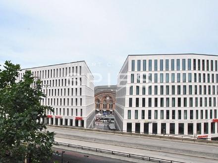 Büroflächen im City Gate Bremen - Die neue Verbindung zwischen Hauptbahnhof und City