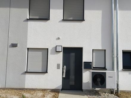 Erstbezug Reihenmittelhaus in Untereisesheim gehobene Ausstattung
