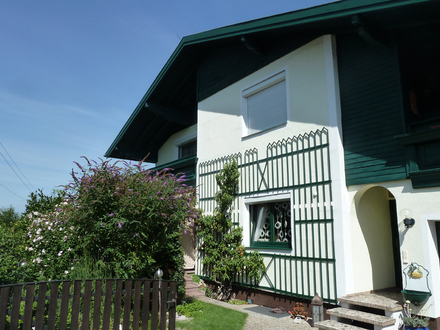 1-2 Familienhaus mit Pool, Eugendorf