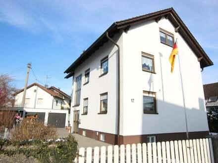 3-Zimmer Dachgeschosswohnung mit modernem Charme in Senden