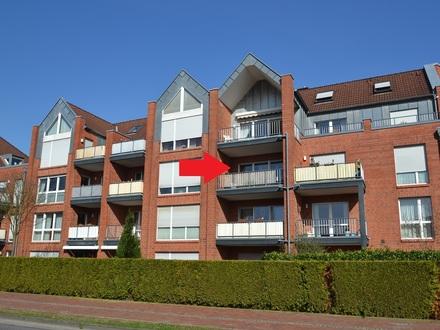 Eigentumswohnung mit Balkon und TG-Stellplatz in Schermbeck - Kapitalanlage