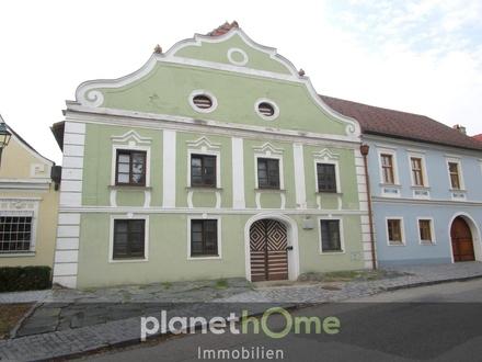 Spätbarockes Bürgerhaus mit Juwel-Potential