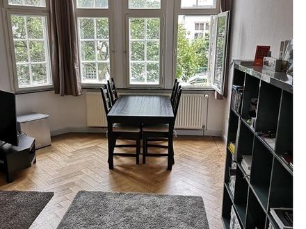 Ruhig und zentral gelegene 1-Zimmer-Wohnung im begehrten Schwachhausen.