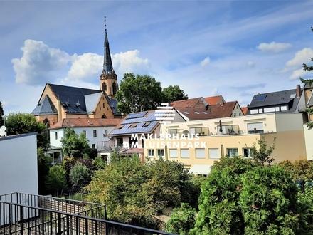 Charmante Dreizimmerwohnung mit großem Balkon in ruhiger Wohnlage von Feudenheim