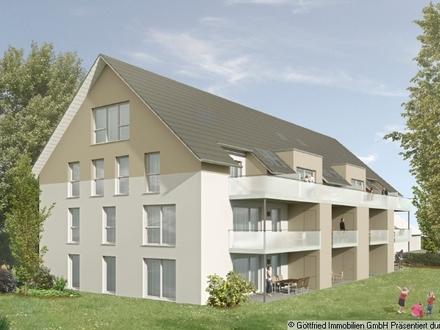++Neubauprojekt Altenstadt++ Moderne Wohnung in ruhiger Wohnlage mit Süd-Balkon, Tiefgarage, uvm