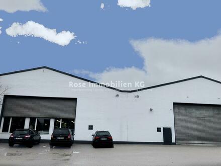 ROSE IMMOBILIEN KG: Lager-/Produktionshallen in Bad Oeynhausen!