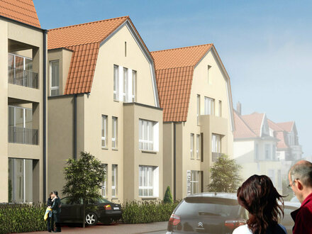Nahe Hunte: Stilvolle Eigentumswohnung mit über 3m Deckenhöhe [1.13]