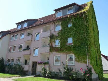 1 Zimmer-Wohnung mit Balkon in der Südstadt von SZ-Bad
