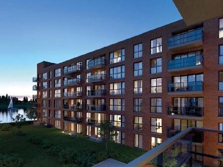 PORTUS II - 3-Zimmer-Penthouse-Wohnung mit Wasserblick