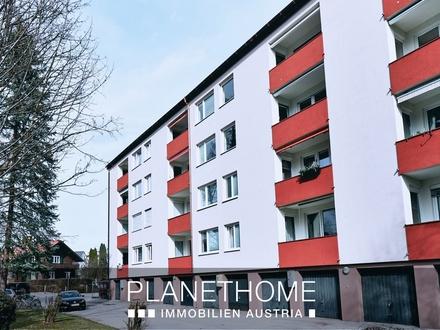 Drei-Zimmer Loggia-Wohnung Herrnau
