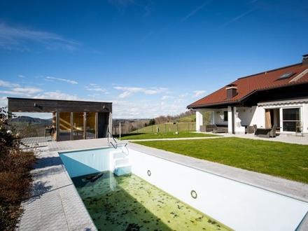 HEUBERG | Traumplatz – Haus mit Garten, Pool & Außensauna