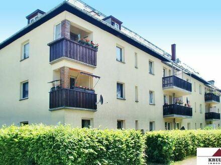Die perfekte Familienwohnung mit Balkon