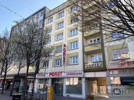 Gepflegtes Wohn- und Geschäftshaus in 1A Lage von Ludwigshafen