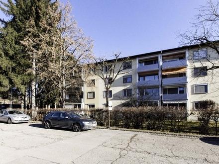 Klagenfurt - St. Martin: Geräumige 5-Zimmerwohnung mit verglastem Westbalkon