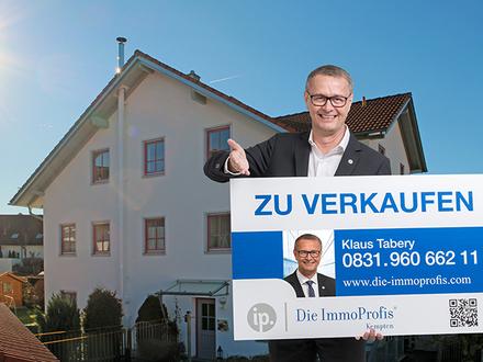 Ich bin ein Haus im Haus - Moderne Maisonette in Kempten!