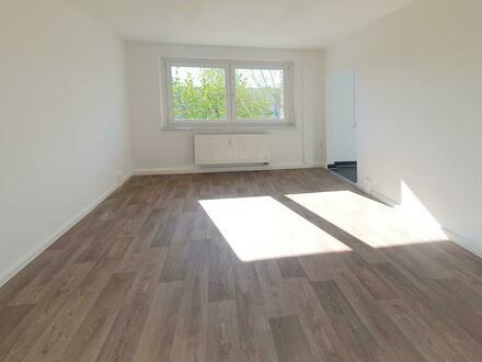 Perfekte frisch renovierte Singlewohnung