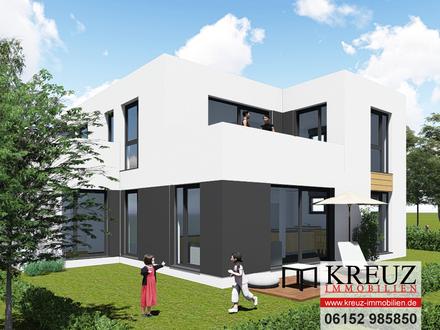 NEUBAU - helle moderne 3-Zimmer Erdgeschosswohnung mit Privatgarten