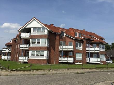 5665 - Gepflegte 2-Zimmer-Wohnung in ruhiger Lage von Hinte