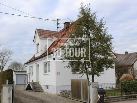 Klein aber fein! Schönes EFH in Meitingen-Ostendorf