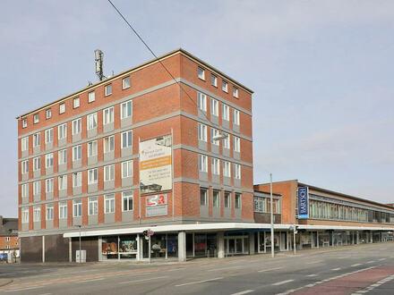 TT bietet an: Ca. 750 m² Gewerbefläche im EG für Handel, Büro oder Praxis im Bartsch Carré - mitten in der Stadt!