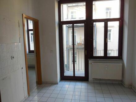 +++ Kuschelige - Großzügig geschnittene 2-Zimmer-Wohnung direkt in der Neustadt +++